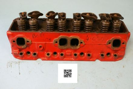 1972-1979 Corvette Cylinder Heads 333882, Used Fair